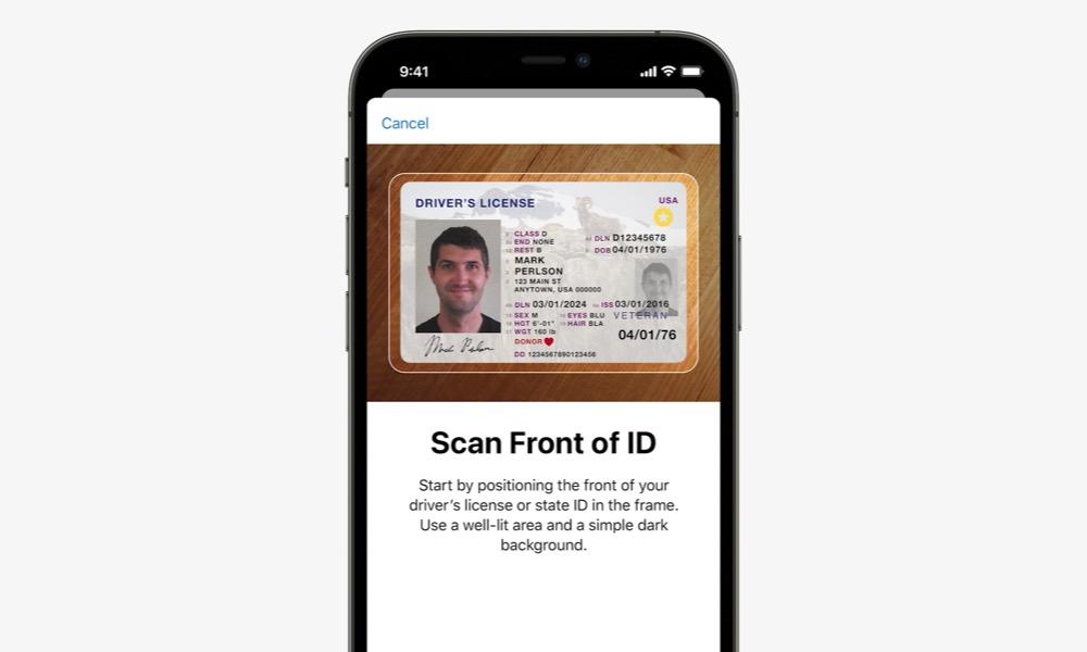 Digital ID Wallet App