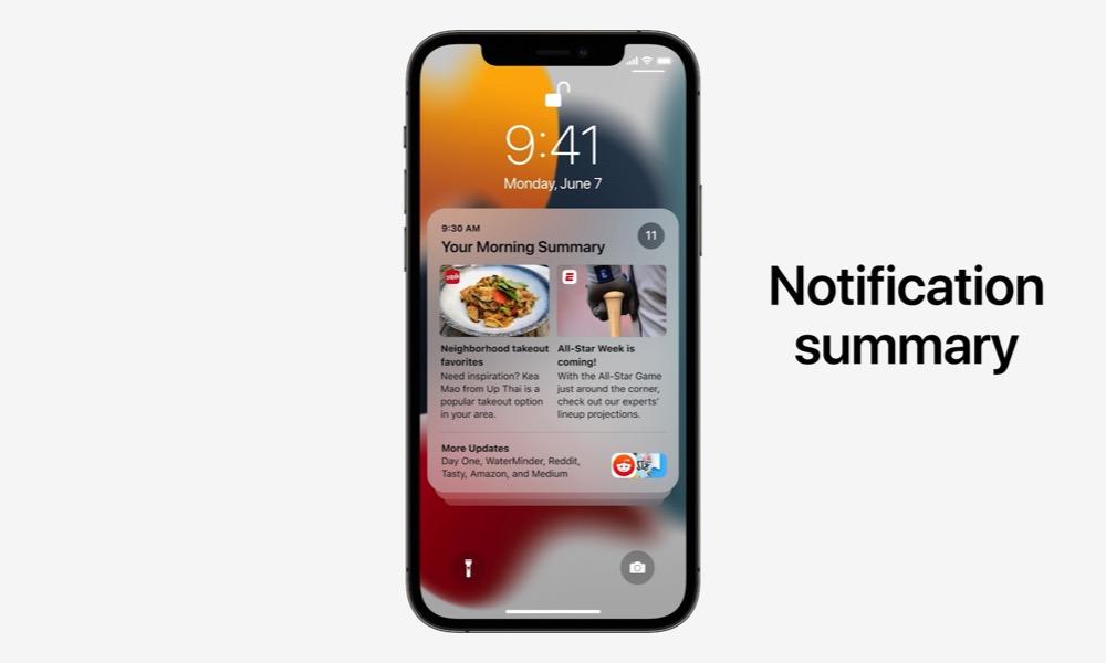 Focus iOS